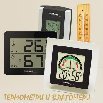 Термометри и влагомери