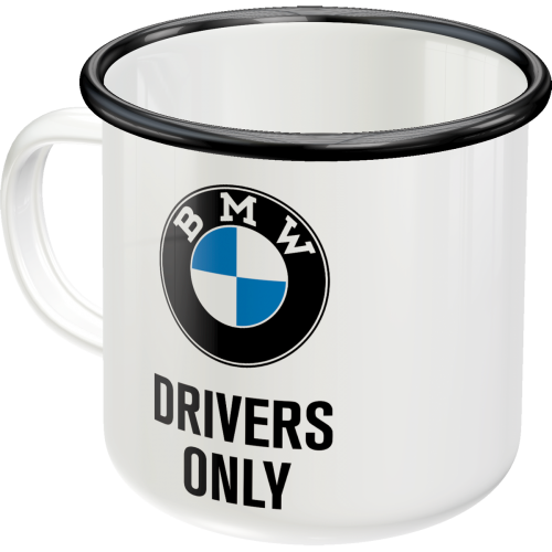 ЕМАЙЛИРАНО КАНЧЕ - BMW само за шофьори