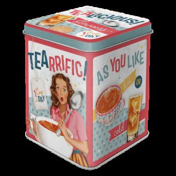Кутия за чай- Великолепен както го обичате
