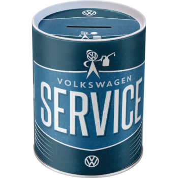 МЕТАЛНА КАСИЧКА - VW SERVICE