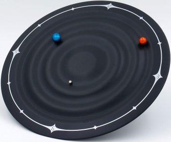 Стенен часовник Галактика
