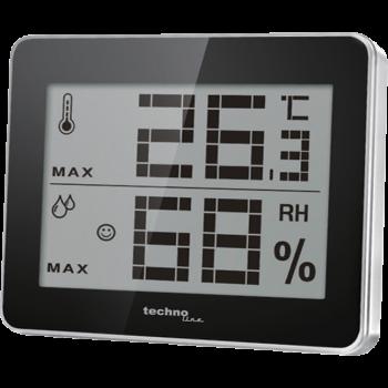 дигитален термометър с хидрометър