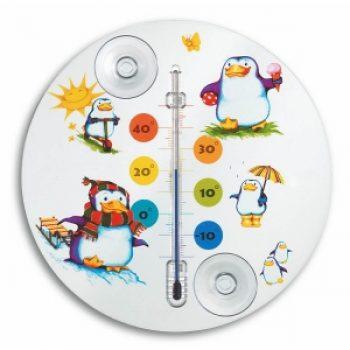 термометър пингвини