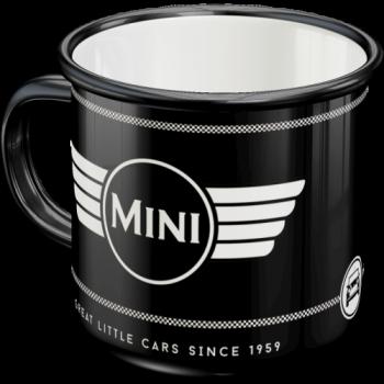 емайлирано канче - MINI лого